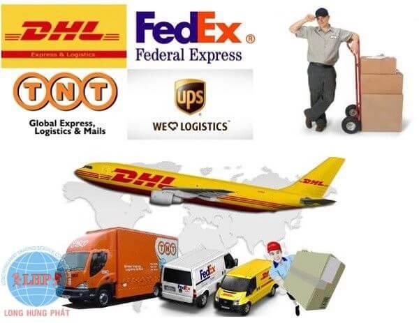 Các hãng cung cấp dịch vụ gửi hàng đi Mỹ tại Việt nam