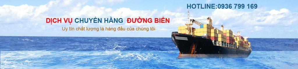 Dịch vụ chuyển hàng đường biển