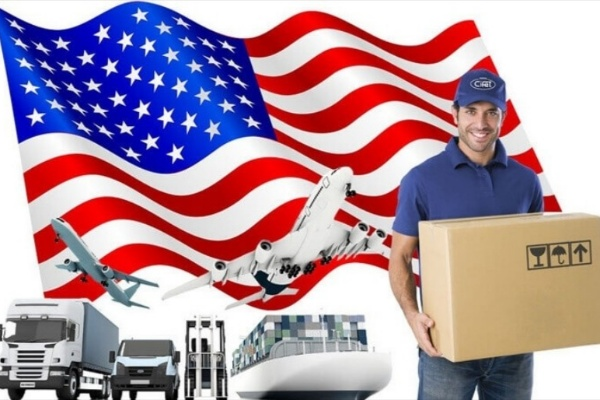 Thời gian vận chuyển hàng sang Mỹ mất bao lâu ?