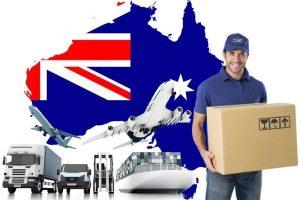 Gửi hàng đi Úc