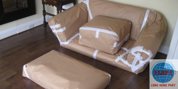Cách đóng gói bàn ghế để gửi đi Mỹ an toàn