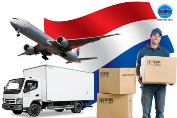 Gửi hàng đi Hà Lan