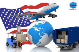 Vận chuyển hàng đi Mỹ giá rẻ tại Biên Hòa - Đồng Nai
