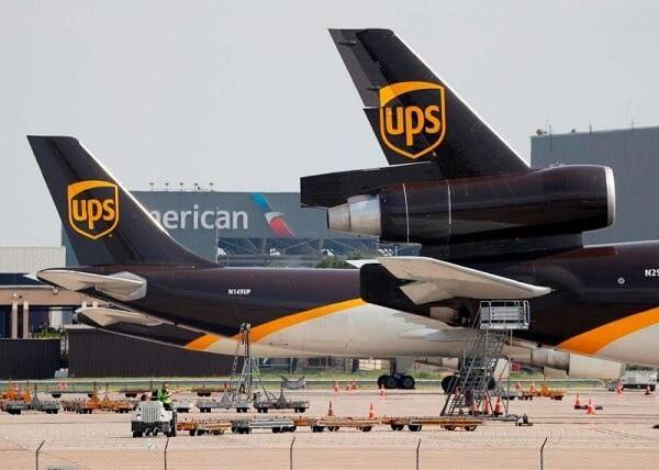 UPS Express - đơn vị chuyển phát nhanh quốc tế hàng đầu