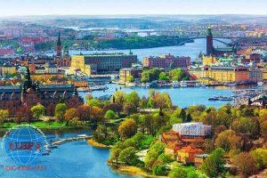 Gửi hàng đi Thụy Điển
