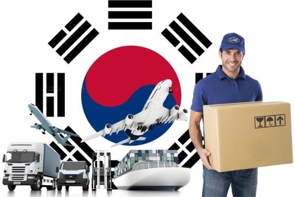Gửi hàng xách tay đi Hàn Quốc