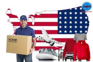 Gửi quần áo đi Mỹ