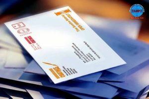 Gửi thư từ đi Úc