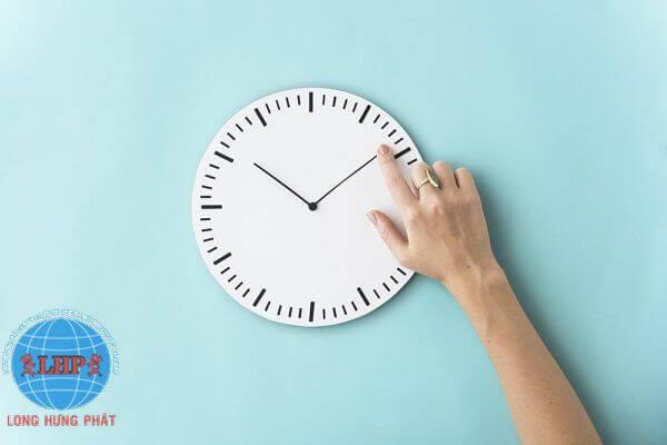 Thời gian vận chuyển nhanh chóng chính xác