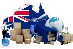 Vận chuyển hàng hóa đi Úc