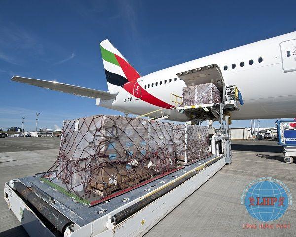 Gửi hàng sang Mỹ bằng đường hàng không