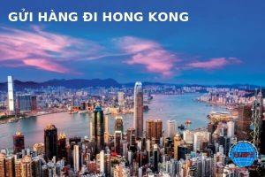 Bảng giá gửi hàng đi Hong Kong