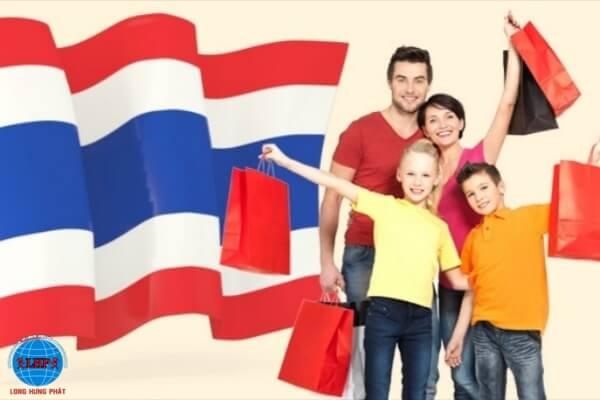 Long Hưng Phát đơn vị gửi hàng đi Thái Lan uy tín