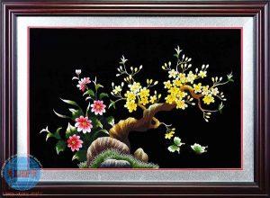Gửi tranh ảnh đi Mỹ giá rẻ tại Long Hưng Phát