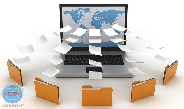 Chuyển phát tài liệu điện tử