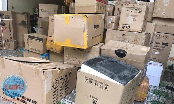 Đóng gói hàng hóa để gửi từ Cần Thơ đi Úc