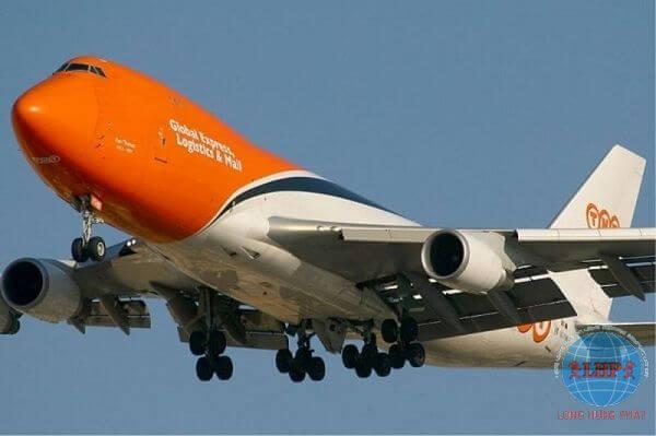 Gửi hàng đi Mỹ TNT bằng đường hàng không nhanh chóng