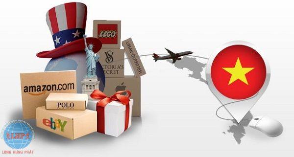 Dịch vụ gửi hàng từ Mỹ về Việt Nam