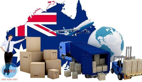 Quy trình chuyển phát nhanh đi Úc bài bản, nghiêm túc