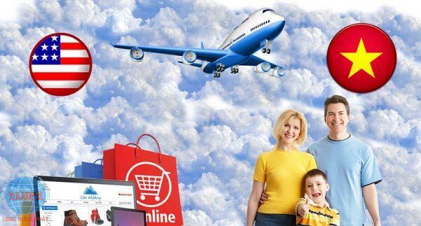 Gửi hàng từ Mỹ về Việt Nam qua các hãng vận chuyển quốc tế đa quốc gia