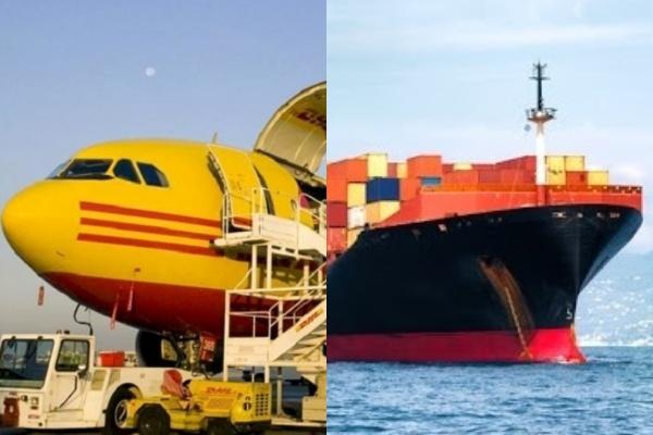 Vận chuyển hàng đi Thụy Sĩ bằng máy bay và tàu biển