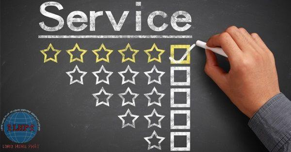 Cam kết dịch vụ chất lượng nhất