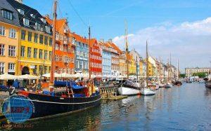 Gửi hàng đi Đan Mạch