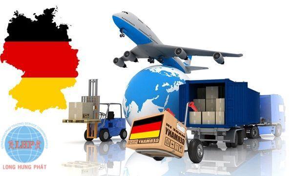 Gửi hàng đi Đức