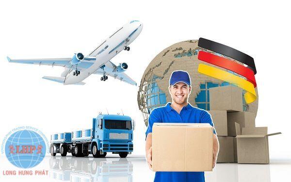 Các hình thức vận chuyển hàng đi Đức