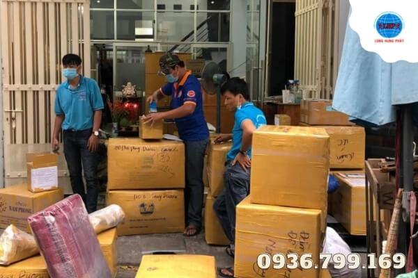 Gửi hàng đi Mỹ tại Hà Nội dễ dàng