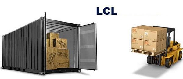 LCL trong vận chuyển hàng đường biển là gì ?