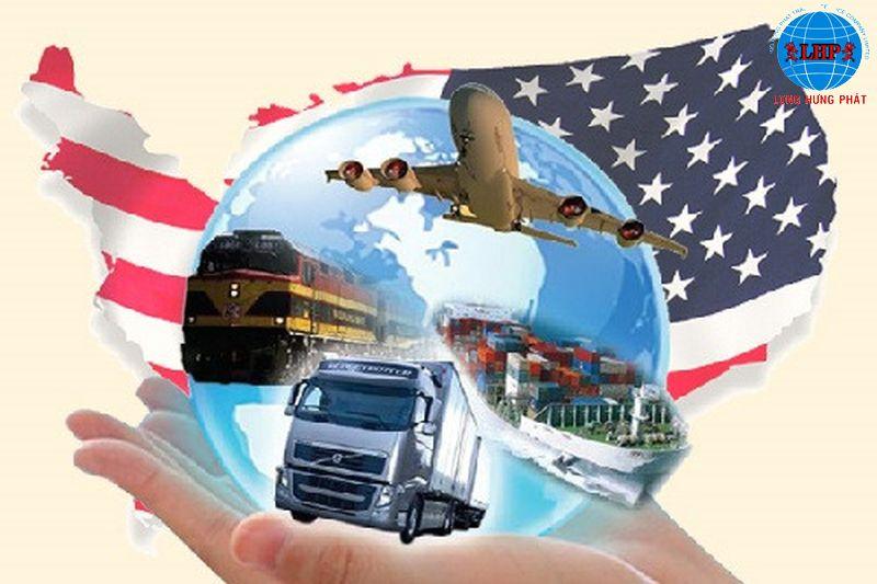 Long Hưng Phát - Dịch vụ vận chuyên hàng đi Mỹ tại huyện Củ Chi