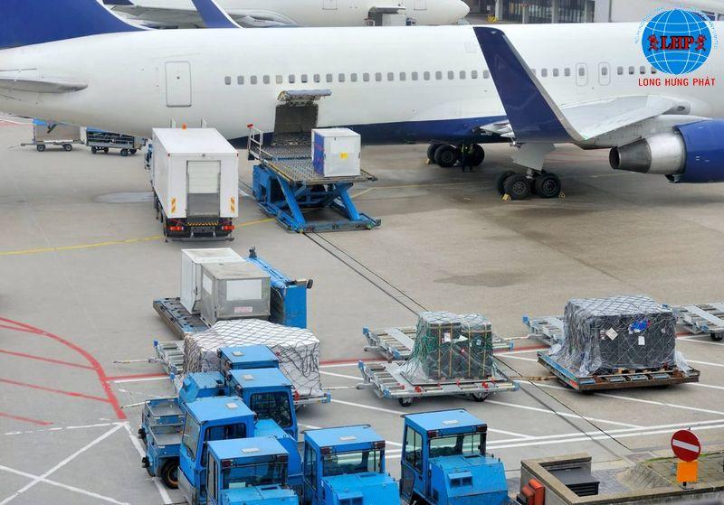 Giá gửi hàng phụ thuộc vào trọng lượng của hàng hóa vận chuyển