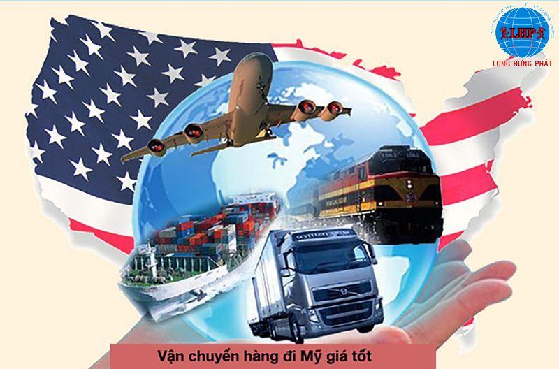 Gửi hàng đi Mỹ tại Hậu Giang uy tín và chất lượng