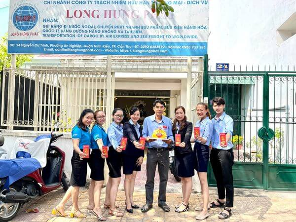 Long Hưng Phát đơn vị gửi hàng đi Mỹ tại Quảng Ninh uy tín
