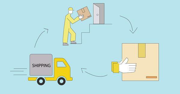Quy trình gửi hàng đi Mỹ tại Quảng Ninh của Long Hưng Phát